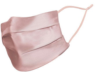 Slip Face Covering in Pink | FWRD