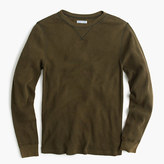 J.Crew Tall Wallace & Barnes thermal crewneck T-shirt