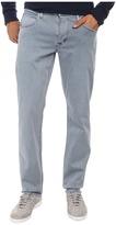 Hudson Blake Five-Pocket Slim Straight Jean in Sunfaded Blue