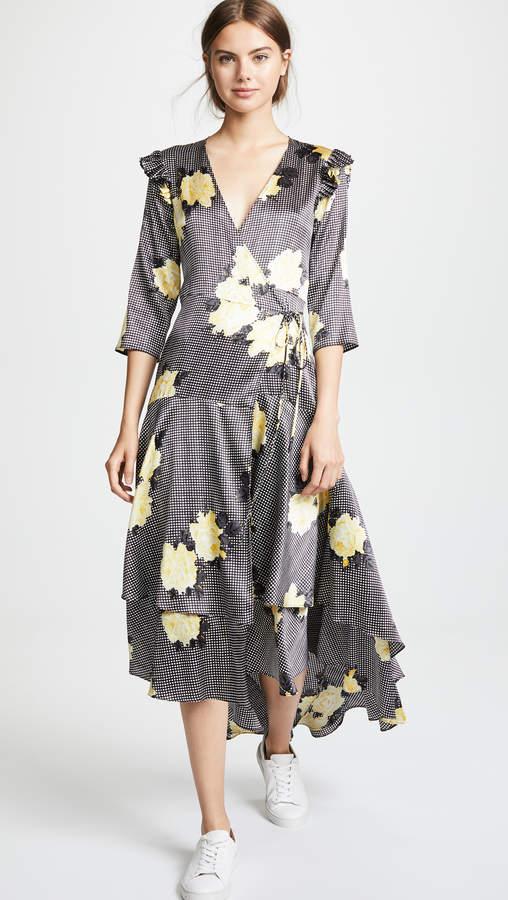 Ganni Calla Dress