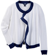 Tommy Hilfiger Solid Open Front Knit Cardigan (Big Girls)