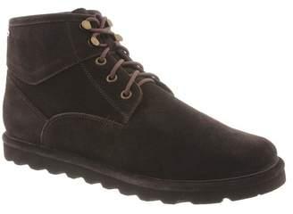 BearPaw Rueben Wool Lined Suede Boot