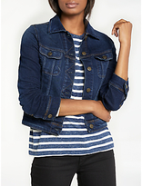 Lee Slim Rider Denim Jacket, Mean Streaks