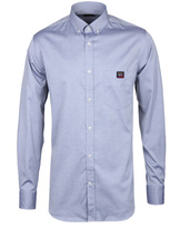 Paul & Shark Indigo Chambray Shirt
