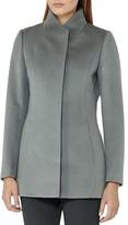 Reiss Napoli Wrap Collar Wool Coat