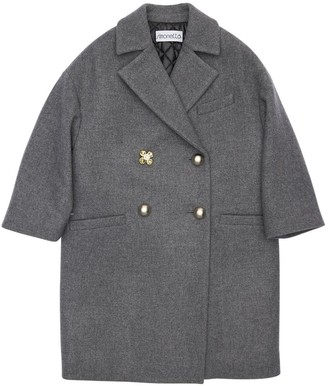 SIR the Label Wool Blend Coat