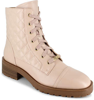 Nanette Lepore Nanette Idalia Combat Boots Women Shoes