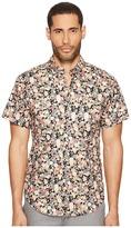 Naked & Famous Denim Short Sleeve Shirt Men's Clothing