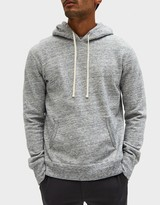 Reigning Champ Pullover Hoodie Mid Weight Terry in Ice