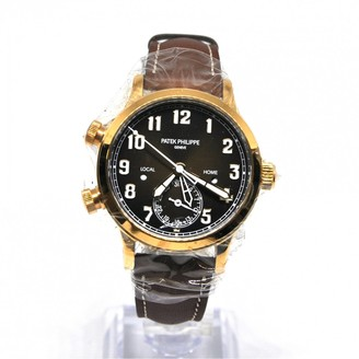 Patek Philippe Other Pink gold Watches