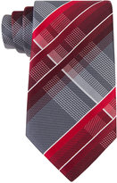 Geoffrey Beene Men's Fearless Plaid Tie