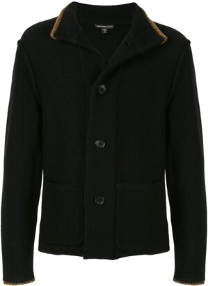 James Perse Front Button Cardigan