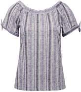 M&Co Tie sleeve gypsy top