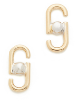 Marc Jacobs Icon Stud Earrings