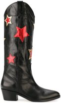 Chiara Ferragni 'Camperos' boots - women - Leather - 36