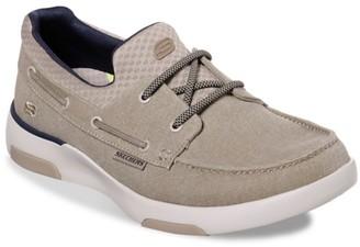 Skechers Bellinger Garmo Boat Shoe