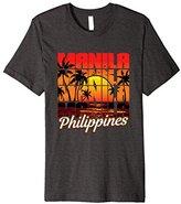 Manila Manila Manila Philippines Sun-Set Shirt