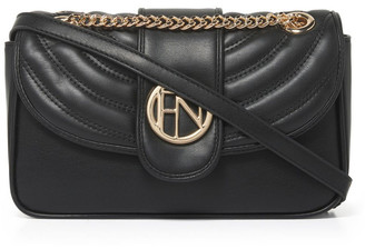 Forever New Sasha Quilted Chain Crossbody