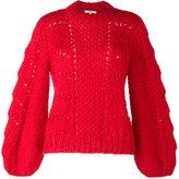 Ganni - The Julliard sweater - women - Mohair/Wool - XS