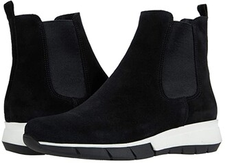 La Canadienne Newport (Black Suede) Women's Boots
