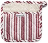 Williams-Sonoma Striped Potholder, Claret