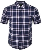 BOSS GREEN HUGO C Bopazy Check Shirt Navy