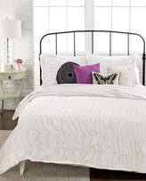Republic Ruched Stripes Duvet Collection