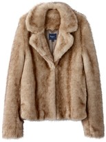 Pepe Jeans Faux Fur Coat