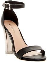Call it SPRING Capraia Clear Heel Sandal