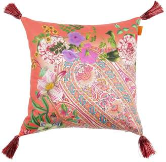 Etro CAMLLEIA PRINTED COTTON PILLOW