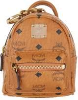 MCM Stark Backpack Charm, Beige, One Size