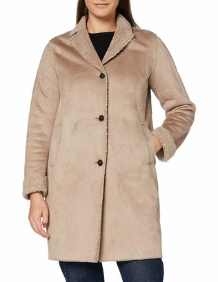 Cinque Women's Cishearly Wool Blend Coat
