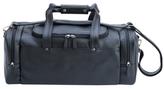 Royce Leather Pebbled Travel Duffel Bag