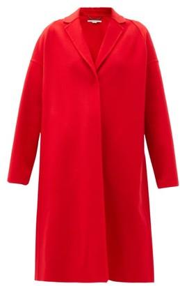 Stella McCartney Bilpin Wool Coat - Red