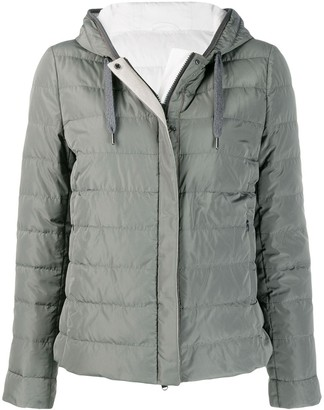 Brunello Cucinelli Shell Puffer Jacket