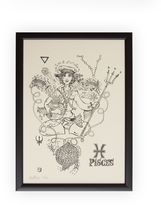 EXCLUSIVELY for YOOX Limited-edition print