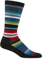 Wigwam Women's Taos (2 Pairs) - Black Stripes Striped Socks
