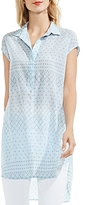 Vince Camuto Cap Sleeve High/Low Tunic