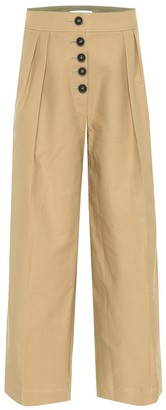 REJINA PYO Brodie high-rise wide-leg pants