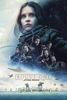 Star Wars Rogue One Poster : A Story - One Sheet (68,5cm x 101,6cm) + 1 pack tesa powerstrips®, 20 pieces