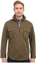 Pendleton Twill Shirt Jacket