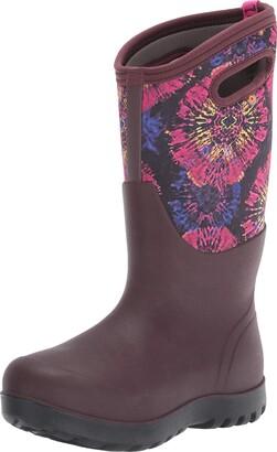 Bogs Womens Neo-Classic Tall Rain Boot