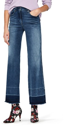 Find. Amazon Brand Women's Wide Leg High Waist Jeans