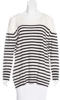 Raquel Allegra Wool & Cashmere-Blend Sweater