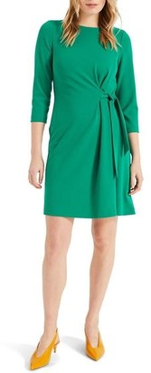 Phase Eight Thelma Tie Side Jersey Dress