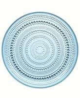 """Iittala Dinnerware, Kastehelmi Blue 9.75"""" Dinner Plate"""