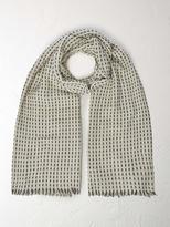 White Stuff Spirit stitch scarf