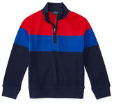 Ralph Lauren Boys 2-7 Colorblock Pullover