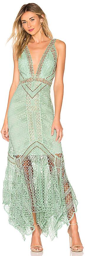 Thurley Olympia Midi Dress