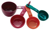 KitchenAid Measuring Cups Plastic 4 Piece Set